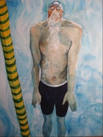 Swimmer - Glide